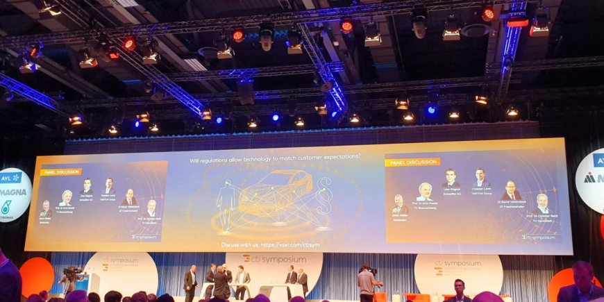 GETEC solution for EU market on 2019 CTI Berlin