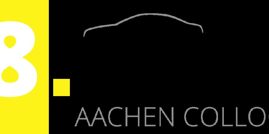 2019 Aachen Colloquium, GETEC speech and booth reminder