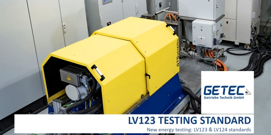 LV123 TESTING STANDARD